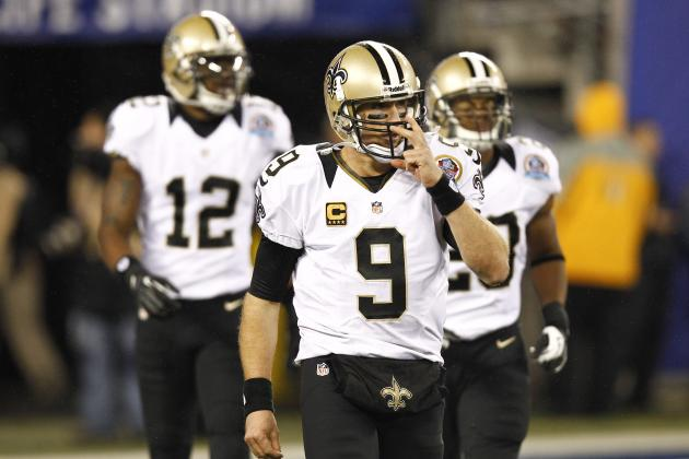 Drew Brees and 7 Fantasy Stars to Watch in Week 15
