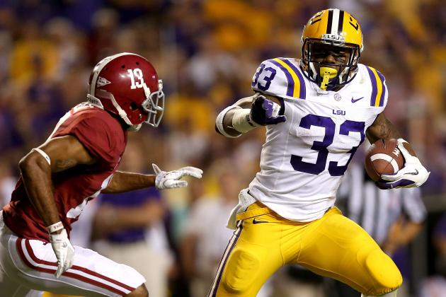 LSU Football: Breaking Down Top 10 Individual Performances of the Year
