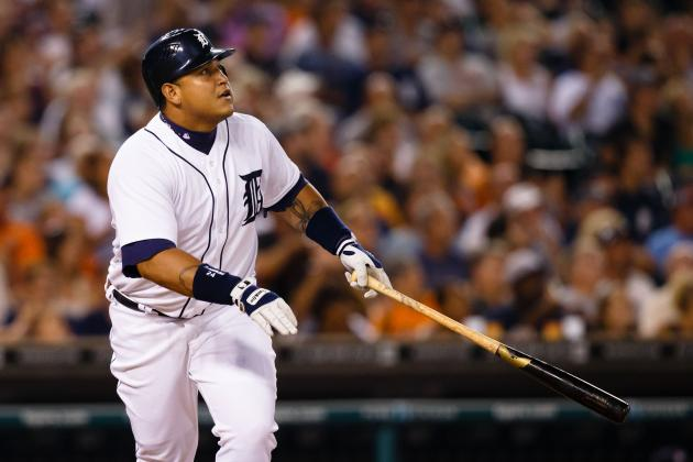 Predicting the Top 50 MLB Players of 2013