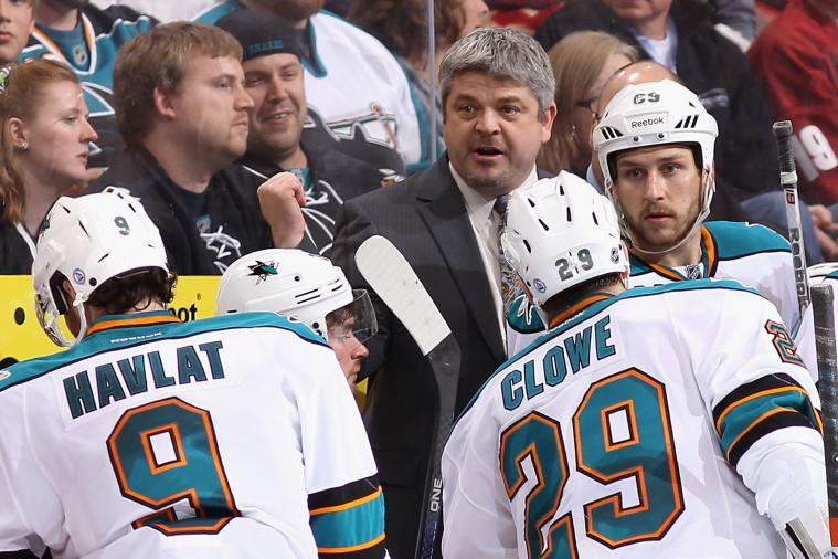San Jose Sharks: 10 Players That Need to Pick It Up in 2013