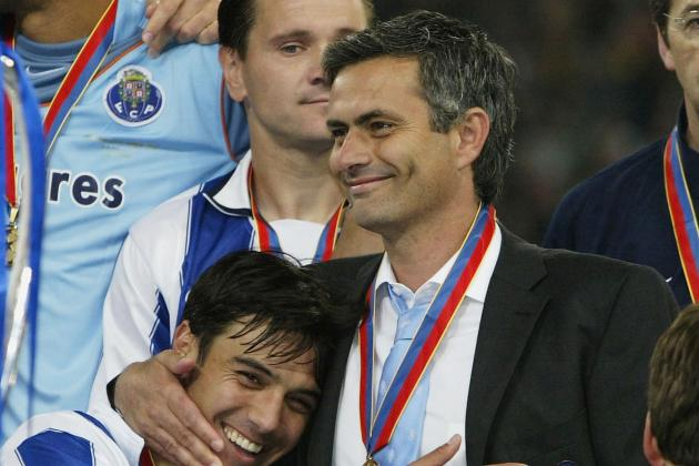 Jose Mourinho's Tactical Evolution from Porto to Chelsea to Inter to Real Madrid