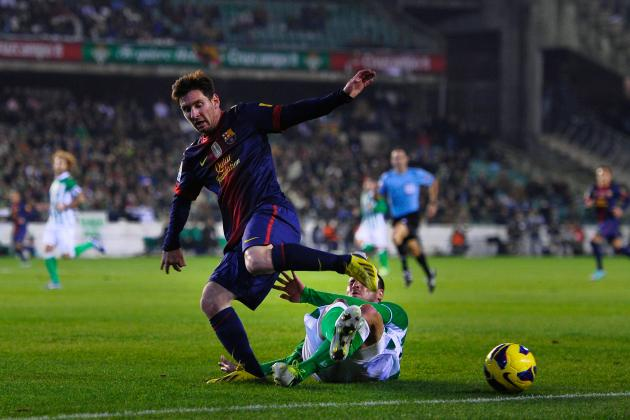 Who Are Lionel Messi's Biggest Opponents in La Liga?