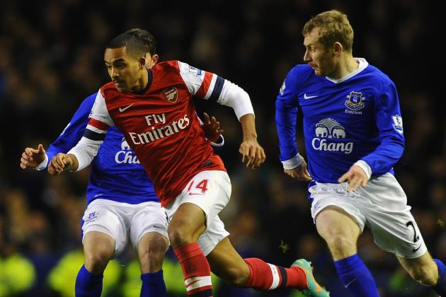 Arsenal Transfers: 5 Players Who Could Replace Theo Walcott