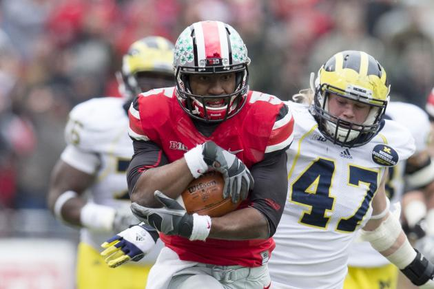 Bleacher Report's 2012 All-Big Ten Football Team