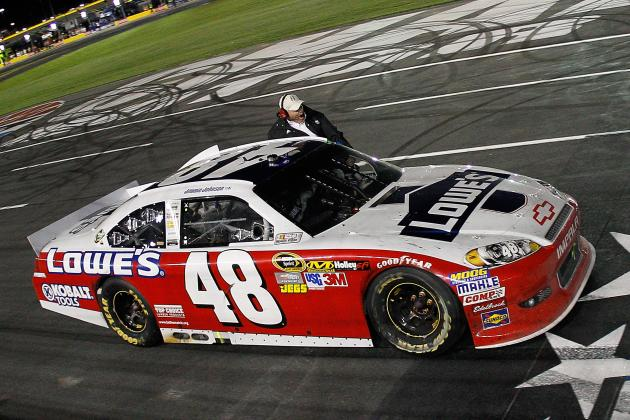 Ranking the Top NASCAR Sprint Cup Teams for 2013