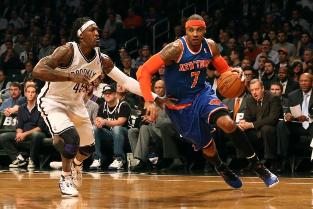 New York Knicks vs. Brooklyn Nets: Postgame Grades and Analysis