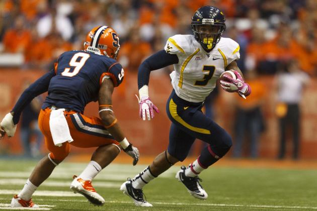 New Era Pinstripe Bowl 2012: 5 WVU Starters Better Than Syracuse Counterparts