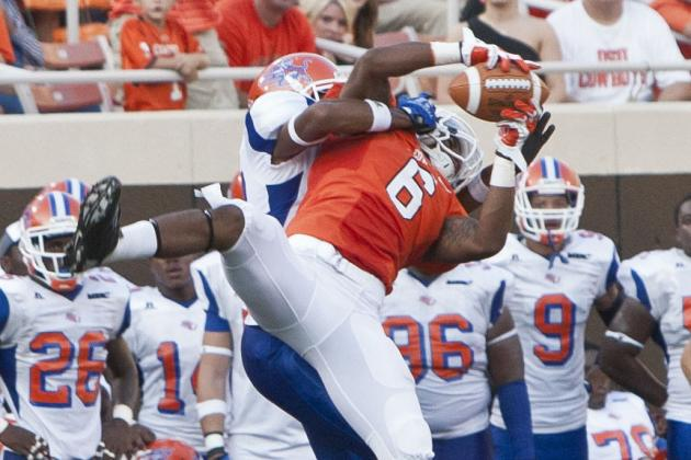 Oklahoma State Football: 5 Players to Watch for in 2013
