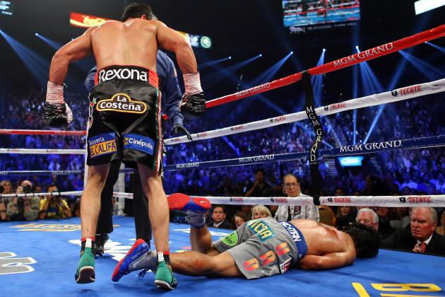 Winners and Losers from Pacquiao vs. Marquez IV