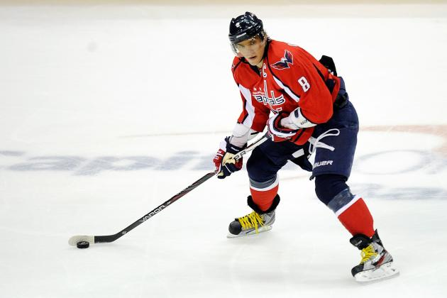 Washington Capitals: The 10 Best Snipers in Team History
