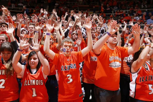 Illinois, Florida off to Hot Starts While Kentucky, North Carolina Struggle