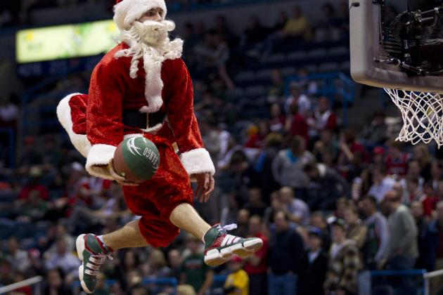 NBA Spotlight: The Top 5 Christmas Day Performances Fans Would Love to See