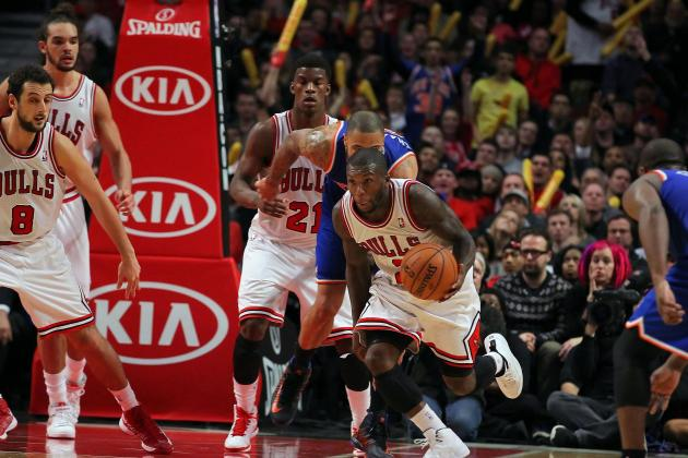 What We Learned from the 1st Quarter of the Chicago Bulls' Season