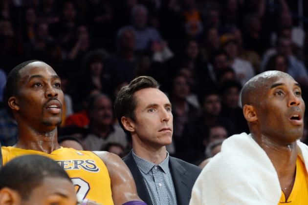5 Predictions for L.A. Lakers Once Steve Nash Returns
