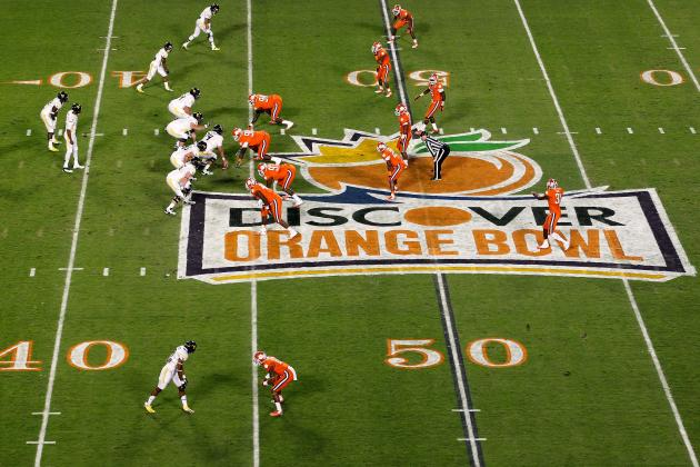 Ranking All 35 Bowl Games Based on Primary Sponsorship