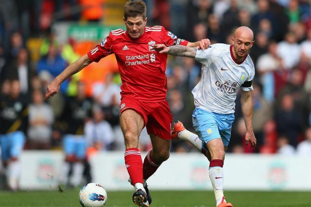 Liverpool vs. Aston Villa: 5 Key Battles to Watch at Anfield