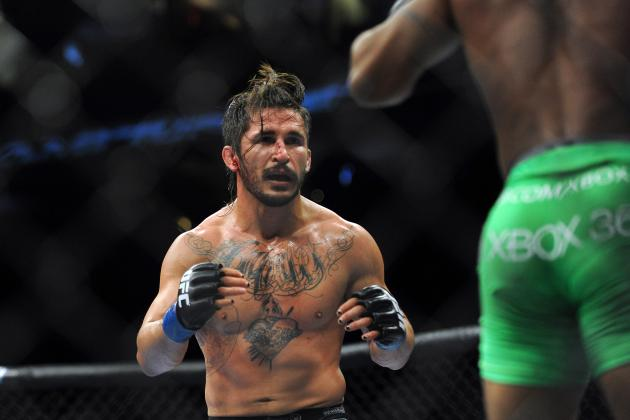 UFC 156: Joseph Benavidez vs. Ian McCall Head-to-Toe Breakdown