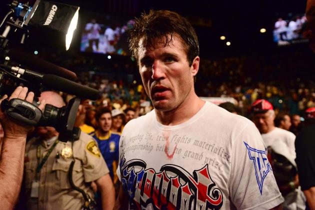 MMA's Best Trash-Talkers of 2012