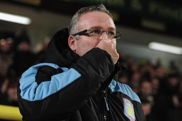Aston Villa: 5 Positives in Paul Lambert's 3-5-2 Formation