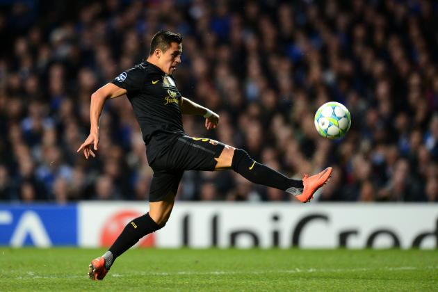 Alexis Sanchez to Liverpool: Rubbishing the Transfer Rumour