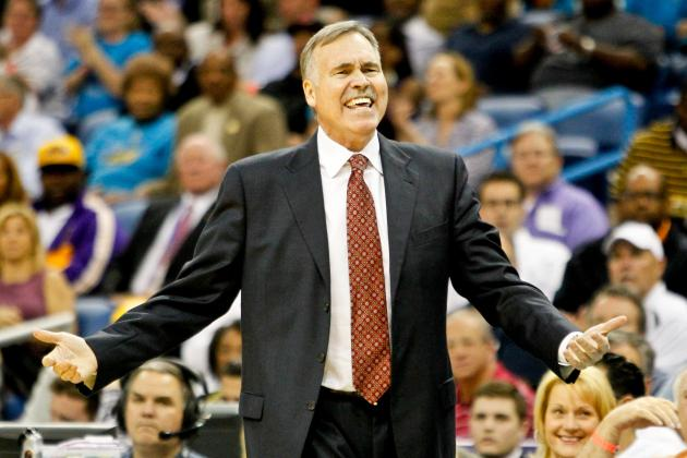 5 Ways Mike D'Antoni Could Be Fired by L.A. Lakers