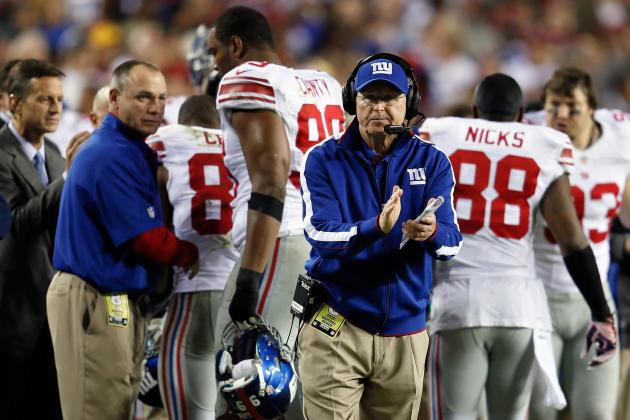 3 Things That Must Change for New York Giants in 2013