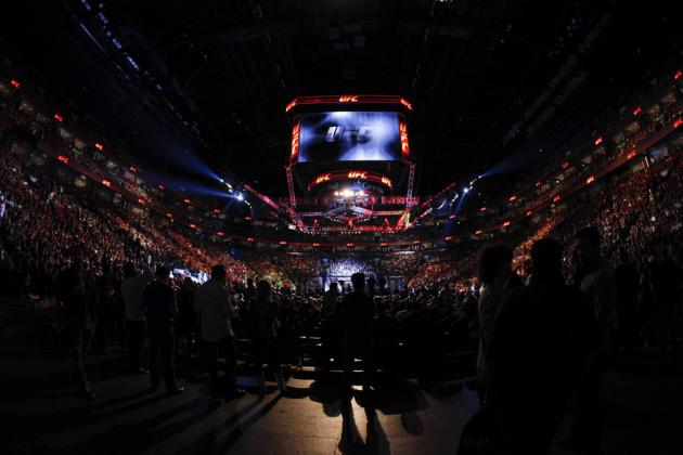 UFC: Predicting Every Champion by the End of 2013