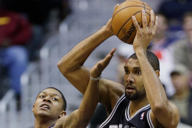 Ranking Tim Duncan with the Best Power Forwards of All-Time