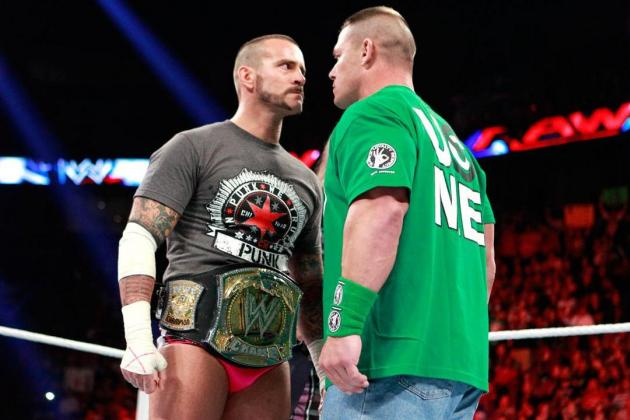 WWE: The Top 20 Matches of 2012