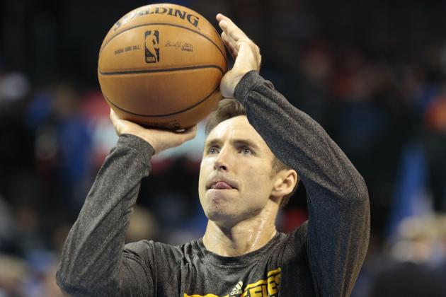 Ranking LA Lakers Who Will Most Benefit from Steve Nash's Return