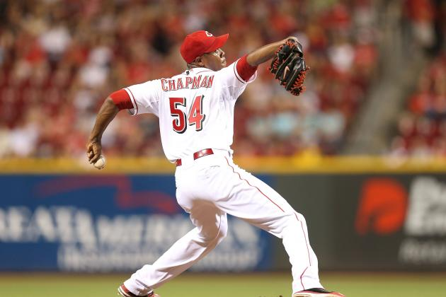 Top 3 Reasons Reds' Aroldis Chapman Will Be a Successful Starting Pitcher