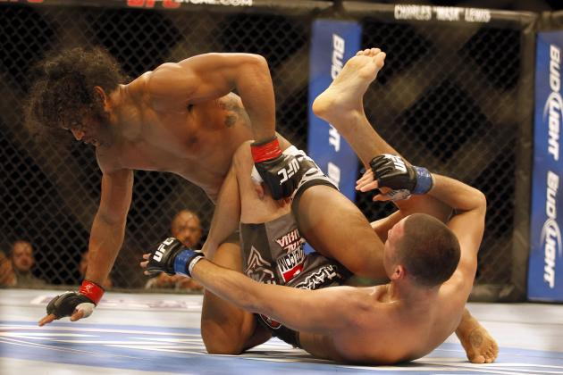 Top 10 Lightweight Title Fights in MMA History