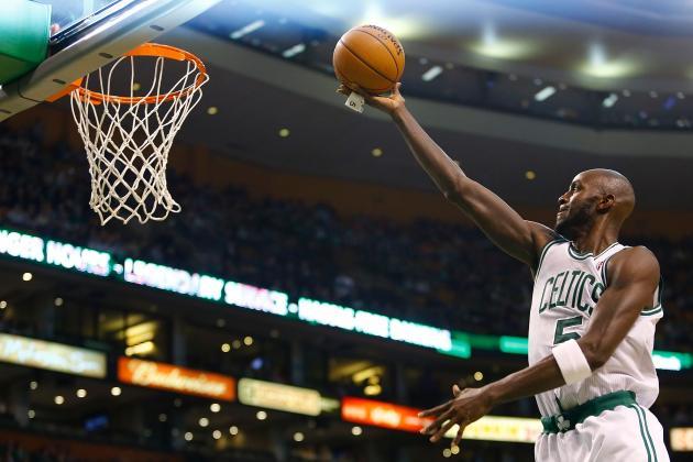 Handing Out Boston Celtics Team Awards Through the Season's First Quarter