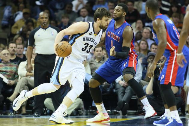 Top 10 'Grindhouse' Highlights from Memphis Grizzlies' 1st Quarter of the Season