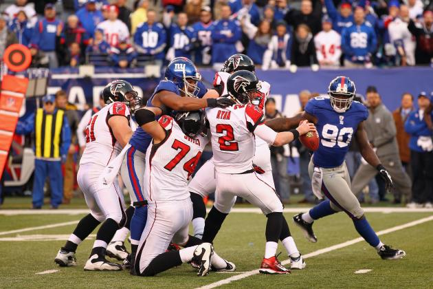 10 Players to Watch for During New York Giants, Atlanta Falcons' Game