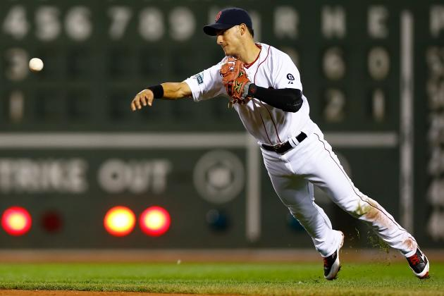 Boston Red Sox:  10 Reasons to Go with Jose Iglesias over Asdrubal Cabrera