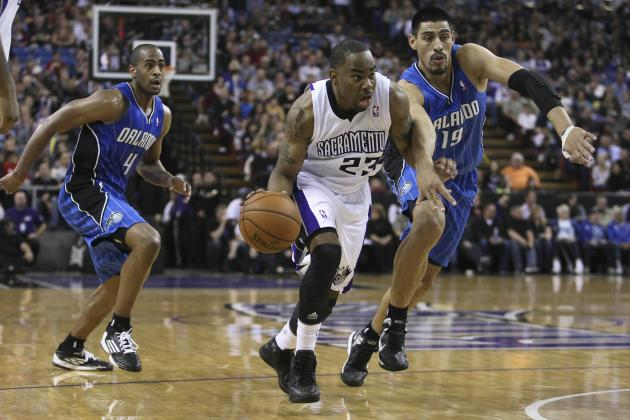 1st Quarter Report Card Grades for Each Member of the Sacramento Kings