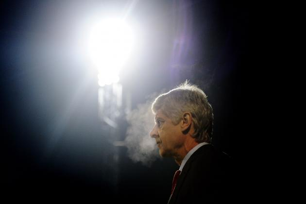 Arsene Wenger Ranks Among Arsenal's 5 Greatest Managers