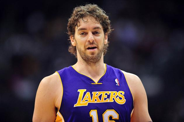 5 Teams That Would Be Ideal Fits for Pau Gasol