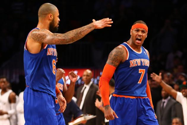 6 NBA Teams Greatly Exceeding Expectations in 2012-13