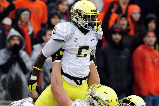 Oregon Football: 4 Best Ways for Ducks to Use De'Anthony Thomas Against K-State