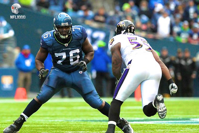 B/R NFL 1000: Top 35 Left Tackles