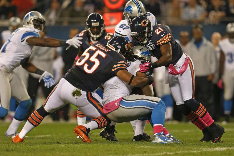 B/R NFL 1000 2013: Top 35 4-3 Outside Linebackers