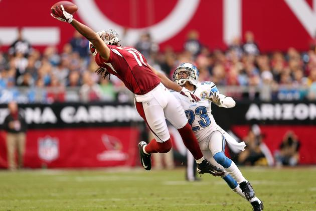 B/R NFL 1,000 2013: Top 100 Wide Receivers