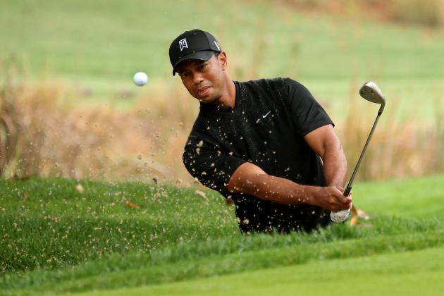 Tiger Woods' Priority List for the Offseason