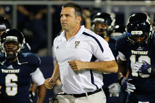 Who Will Coach FIU Football in 2013?