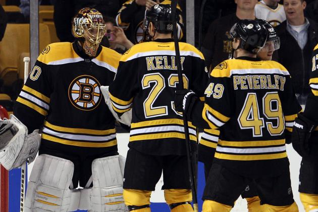 Boston Bruins: 3 Items That Should Top Their Holiday Wish List