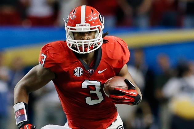 Georgia Football: Why Todd Gurley Will Be a Heisman Finalist in 2013