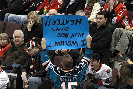 The 15 Most Boneheaded Fan Moments in NHL History