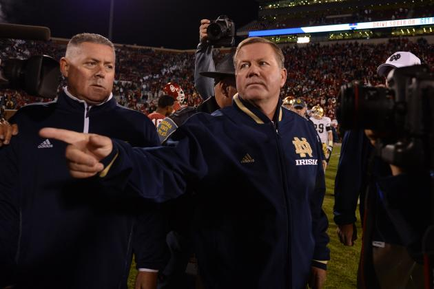 College Football's Top 25 Head Coaches of 2012